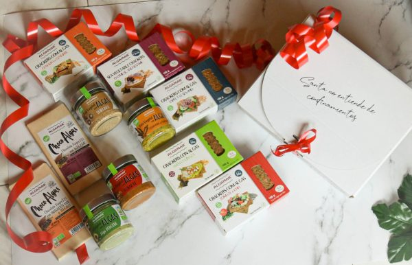 snack saludable pack regalo