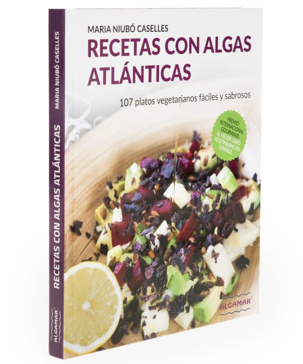 Recetas con algas atlánticas ebook