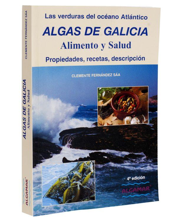 libro algas de galicia