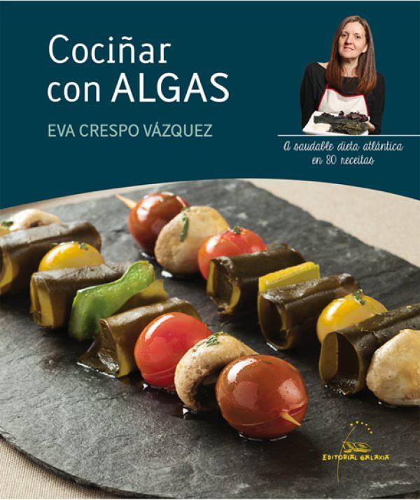 cociñar con algas
