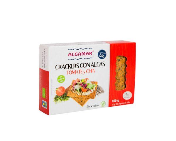 crackers de tomate